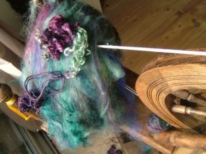 dyeing for art batts