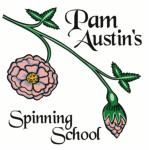 Pam Austin's Spinning School Logo